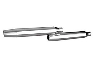 3 Inch Hp-Plus Taper Long Muffler